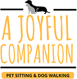 A Joyful Companion Pet Sitting & Dog Walking, LLC Logo